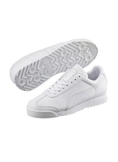 Puma Ayakkabı Roma Basic Jr 354259141 Renkli